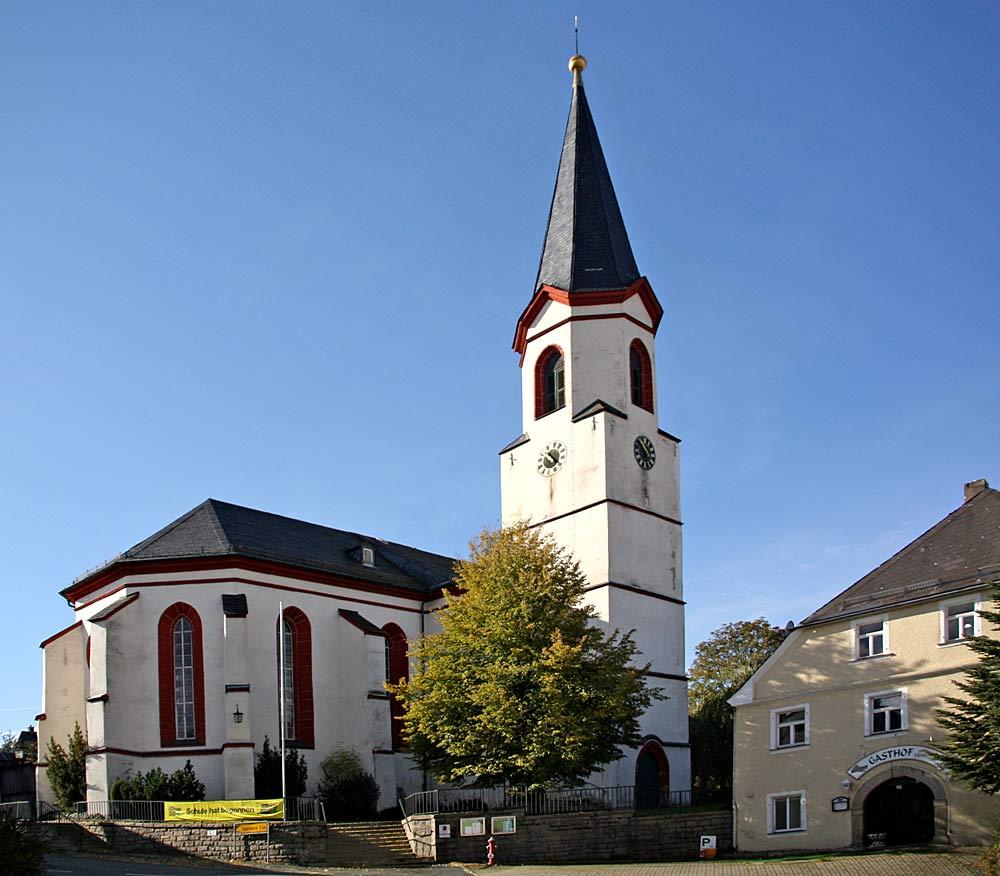 St. Maria in Weißdorf