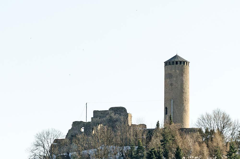 Burgruine Thierstein