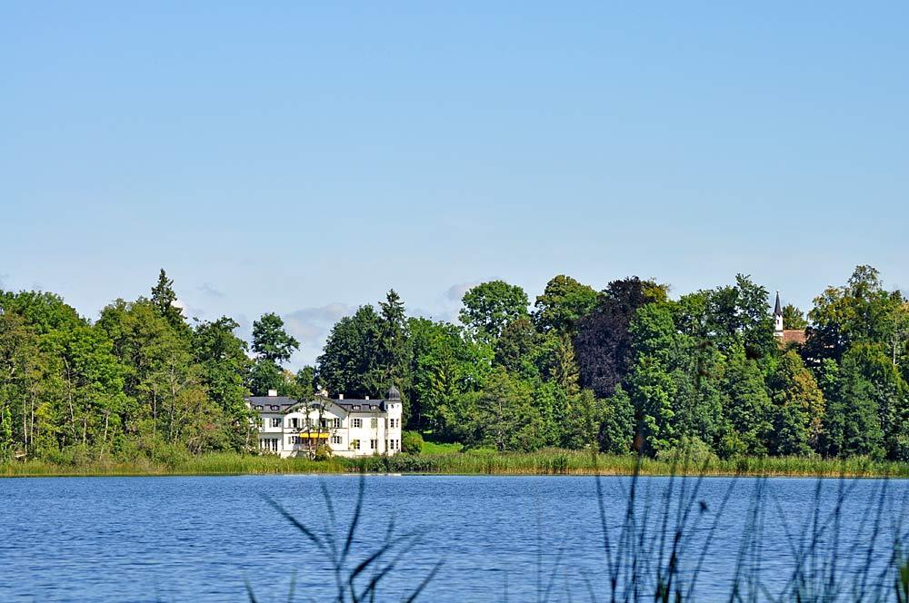Insel Wörth in Seehausen am Staffelsee