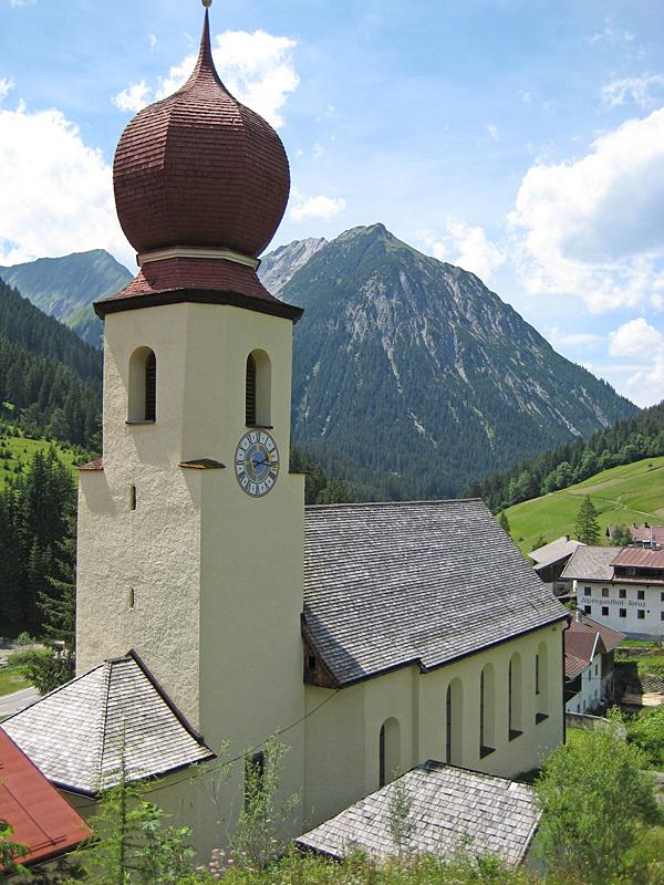 Kirche St. Martin in Namlos