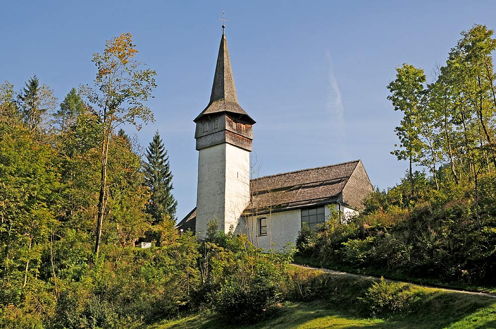 Pfarrkirche St. Jakobus in Reuthe
