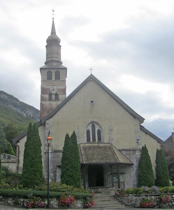 Eglise de Mieussy