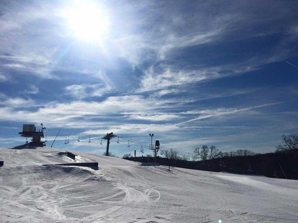 Pisten und Lifte im Skigebiet Ski Snowstar