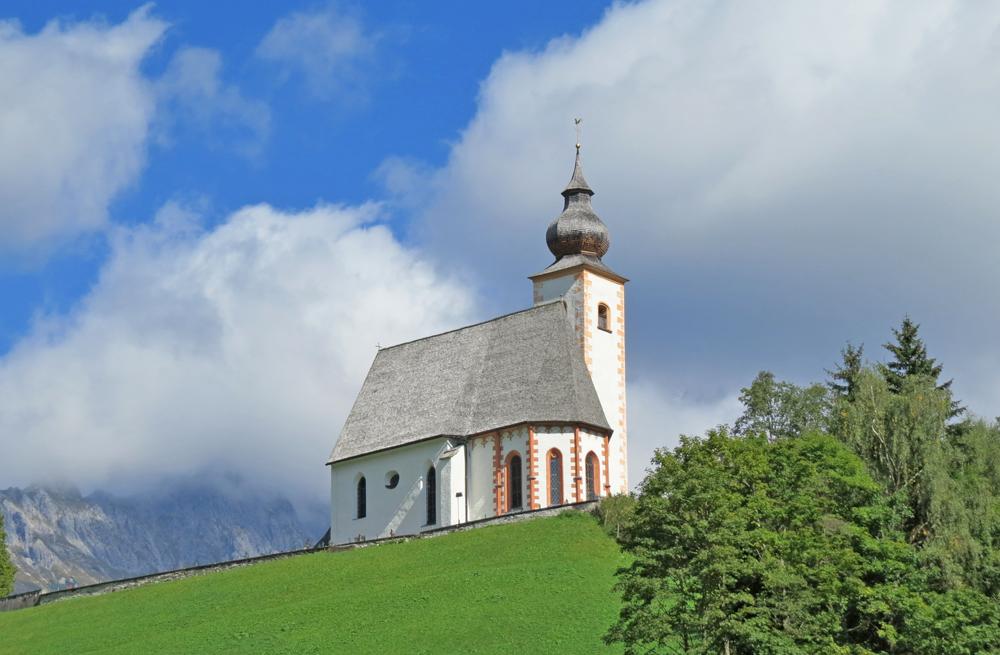 Pfarrkirche Nikolaus in Dienten