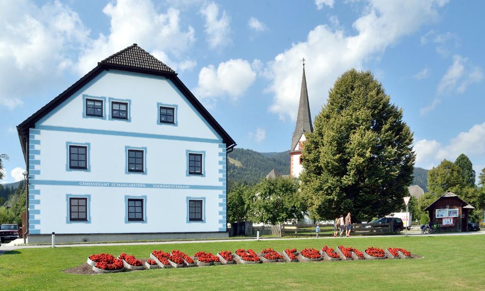 Gemeindeamt in St. Margarethen