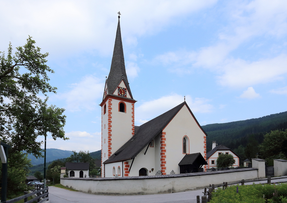 Kirchs St. Margarehen im Lungau