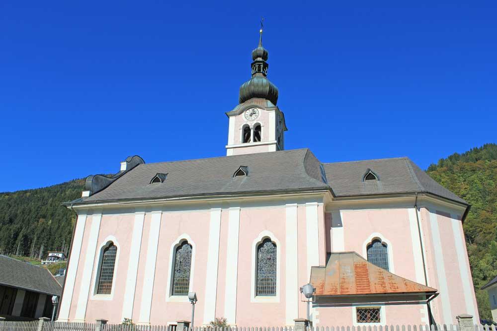 Pfarrkirche Kirchbach