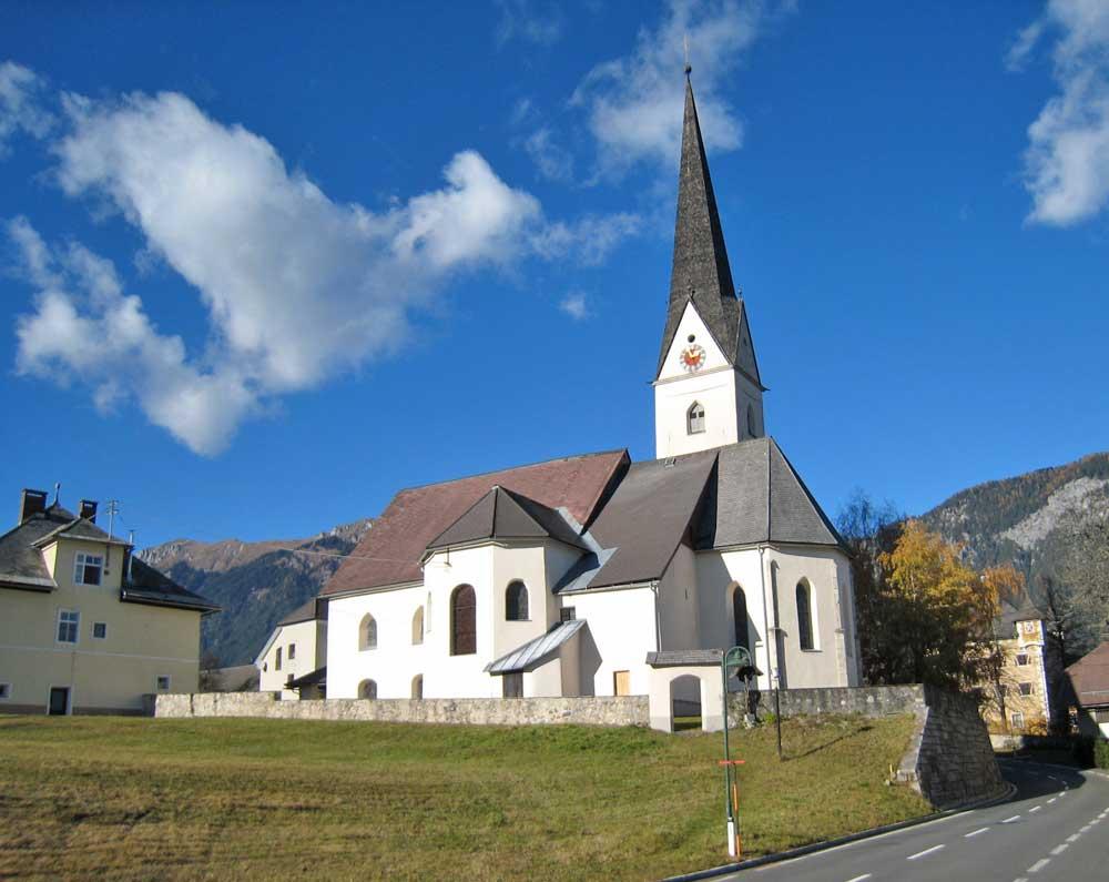 Pfarrkirche St. Stefan im Gailtal