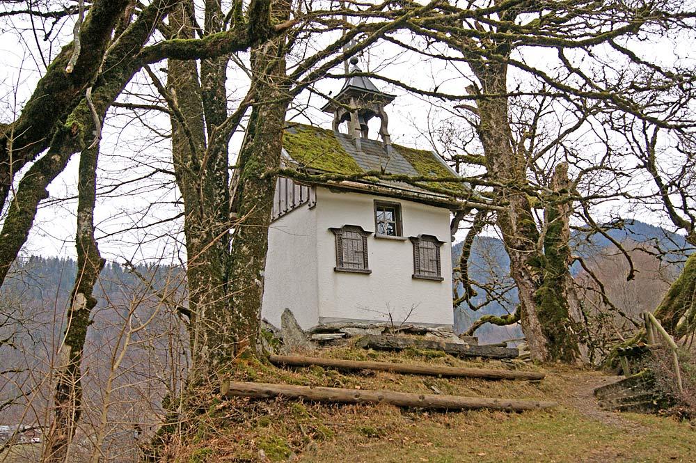 Bildbühl-Kapelle bei Bizau