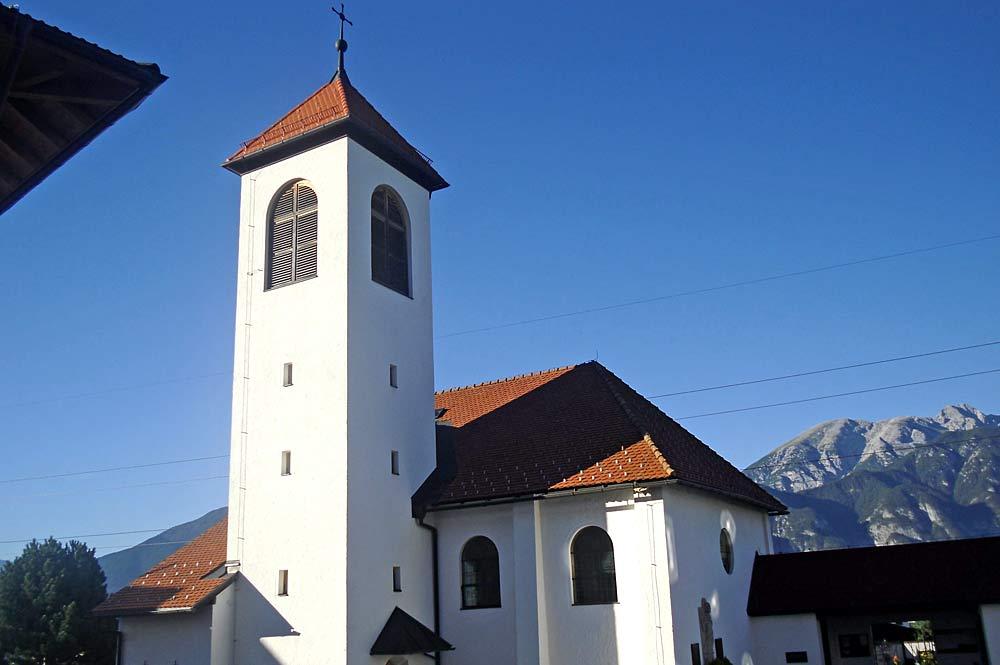 Katholische Pfarrkirche St. Antonius in Grinzens
