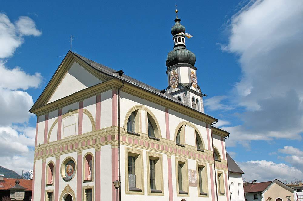 Katholische Pfarrkirche St. Magnus in Ranggen