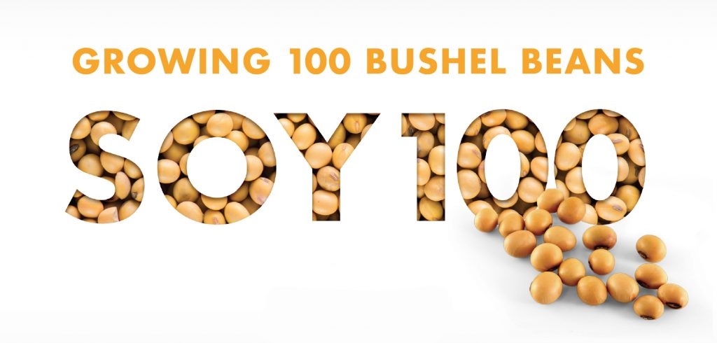soy100 event South Dakota Soybean