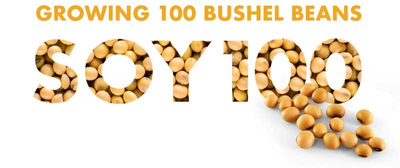 Growing 100 Bushel Beans Soy100
