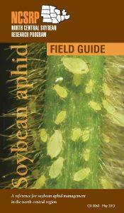 Pages from Soybean Aphid Field Guide
