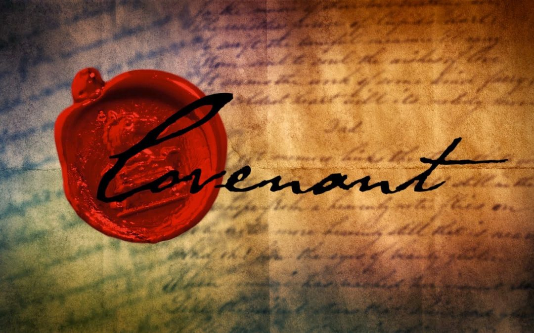 The Difference Between the Covenant of Works and the Covenant of Grace