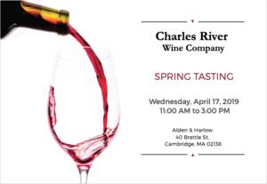 Spring 2019 invite