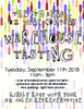 Warehouse tasting 2018