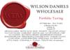 Wilson daniels wholesale portfolio tasting