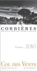 Castelmaure coldesvents10 label