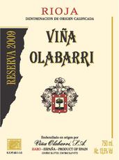 Olabarri reserva