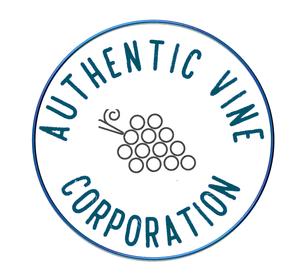 Authentic vine logo