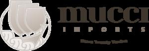 Logo mucciimports horizontal taupe retina 08feb14