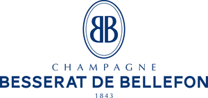 Logo besserat de bellefon bleu quadri