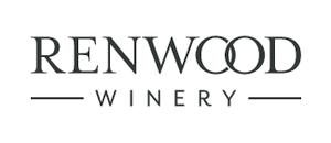 Renwood winery logo black large