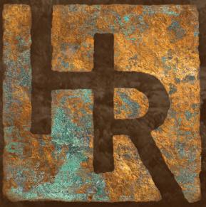Hall ranch logo