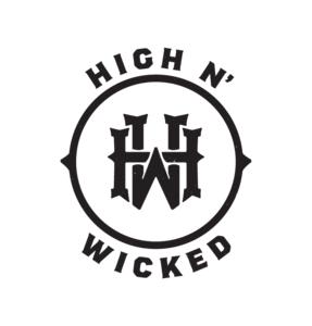 Highnwicked logo web black primary