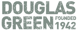 Douglasgreenlogo hires whitebackground