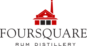 Foursquare rum distillery logo trans