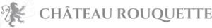 Logo chateau rouquette