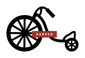 Harken bike logo