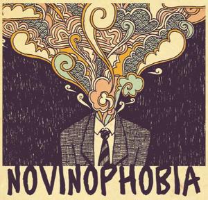 Novinophobia logo