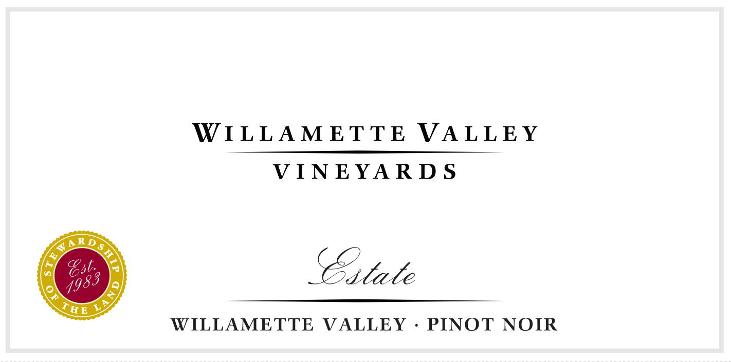 Willamette Valley Vineyards Pinot Noir Estate Willamette Valley