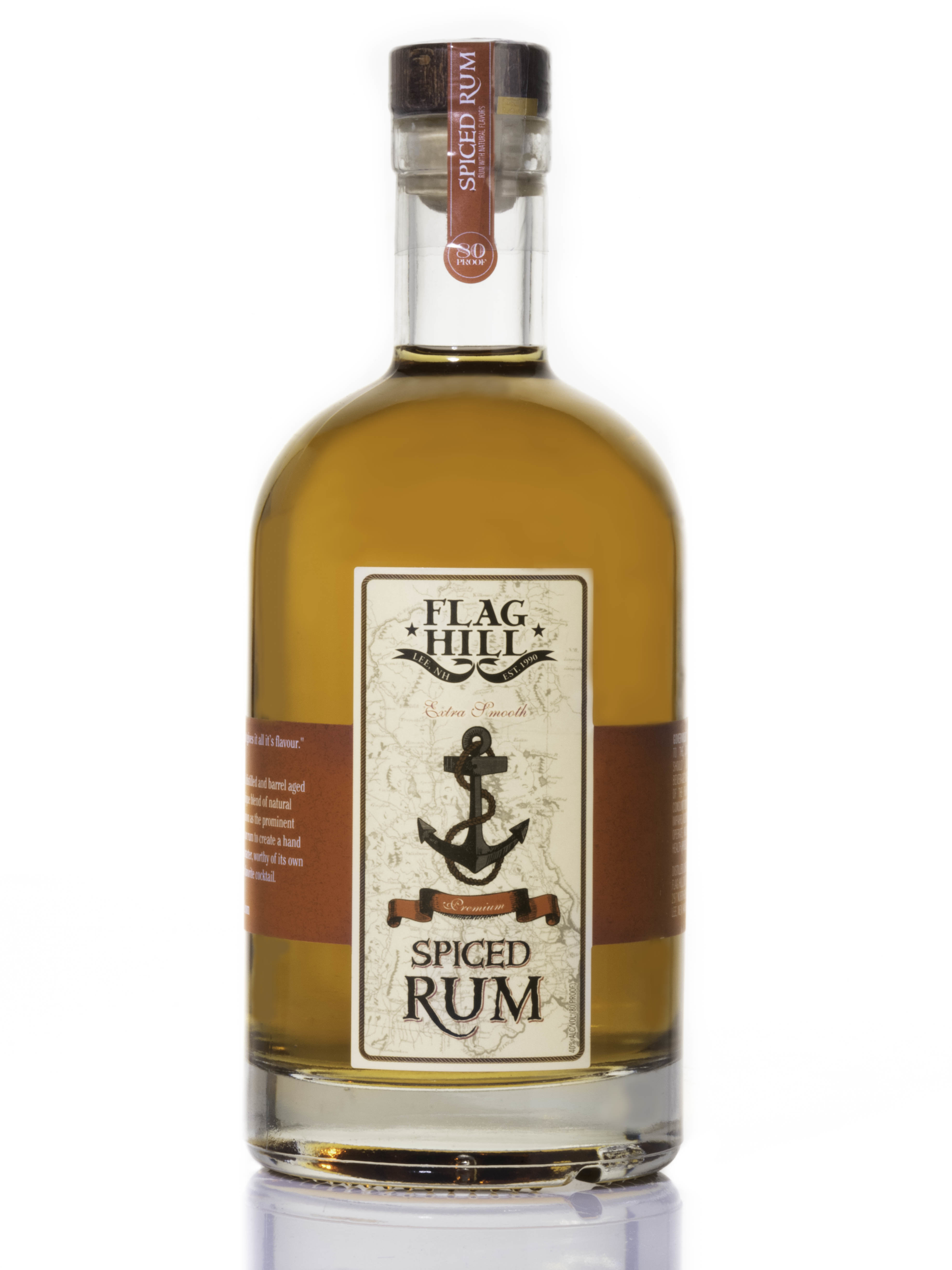 Flag Hill Distillery Spiced Rum