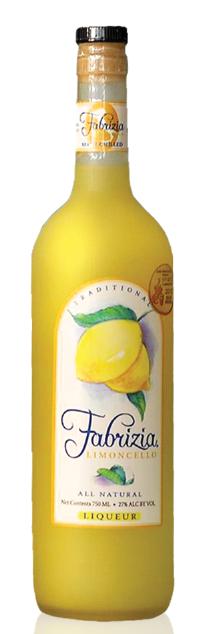 Fabrizia Spirits Traditional Limoncello Liqueur
