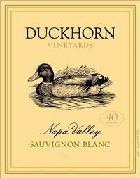 Duckhorn Vineyards Sauvignon Blanc Napa Valley