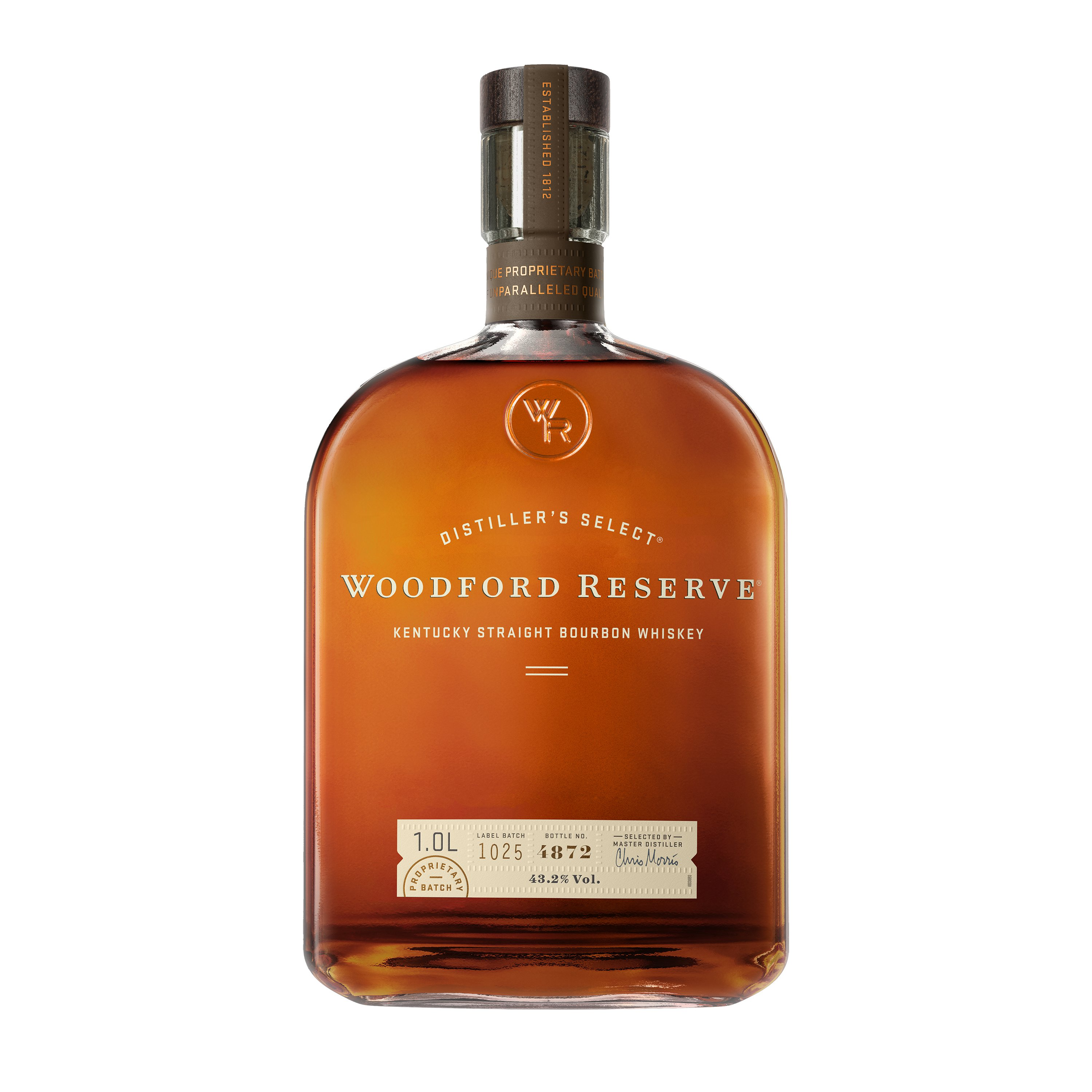 Woodford Reserve Distiller's Select Kentucky Straight Bourbon Whiskey 90.4 Proof
