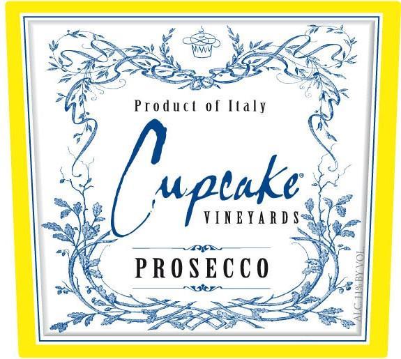 Cupcake Vineyards Prosecco