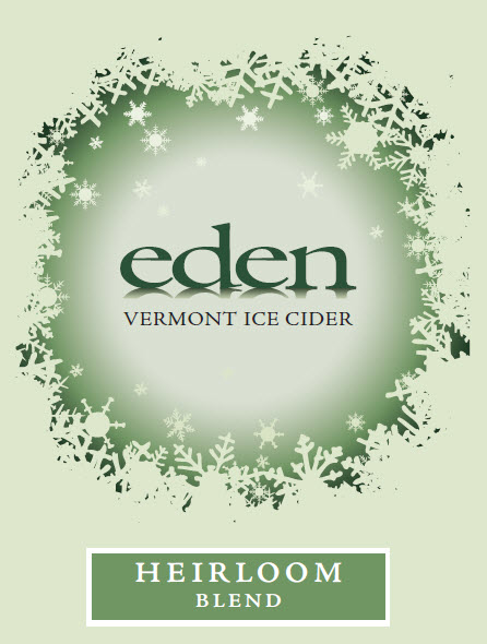 Eden Specialty Ciders Heirloom Blend Vermont Ice Cider