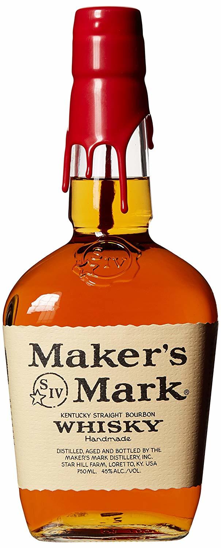 Maker's Mark Kentucky Straight Bourbon Whisky 90 Proof