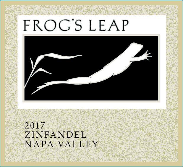 Frog's Leap Zinfandel Napa Valley