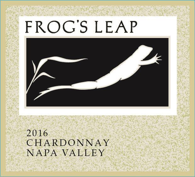 Frog's Leap Chardonnay Napa Valley