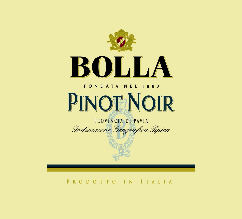 Bolla Provincia di Pavia Pinot Noir