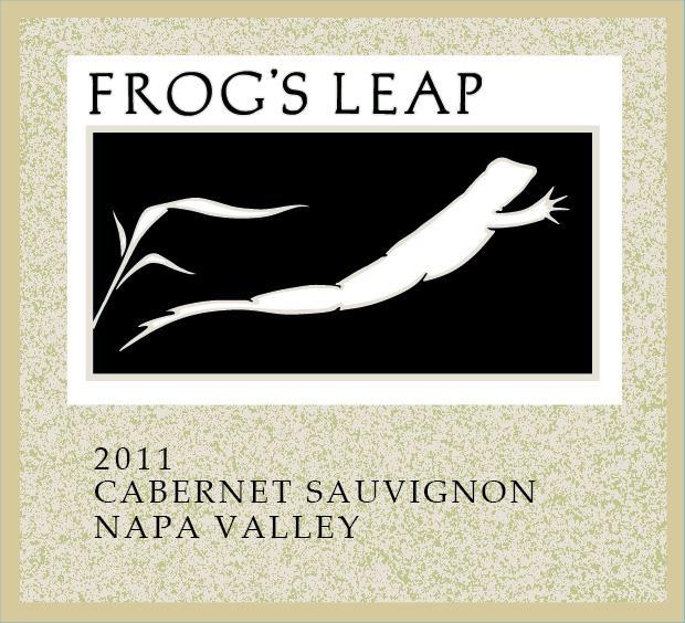 Frog's Leap Cabernet Sauvignon Napa Valley