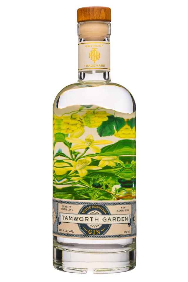 Tamworth Distilling Garden White Mountain Gin