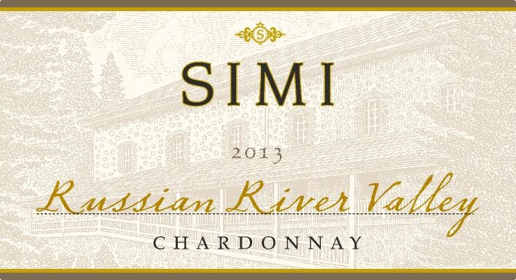 Simi Winery Chardonnay Russian River Valley