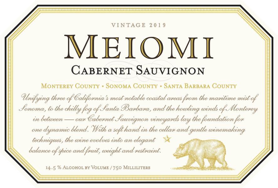 Meiomi Cabernet Sauvignon